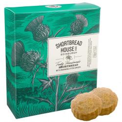 Shortbreads Gingembre Shortbread House 150g