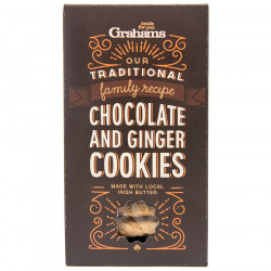 Grahams Chocolate & Ginger Cookies 135g