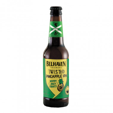 Twisted Pineapple – Fruit IPA 33cl 5.1° Belhaven