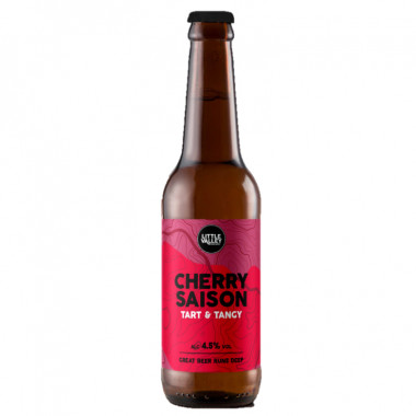 Cherry Saison 33cl 4.5°