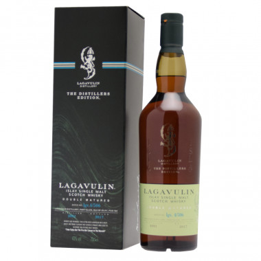Lagavulin Distillers Edition 2001 Pedro Ximenez 70cl 43°