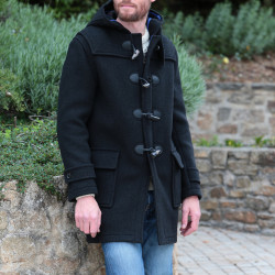 Duffle-Coat Barry Anthracite London Tradition