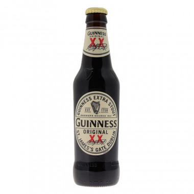 Guinness Original XX Stout 33 cl 5°