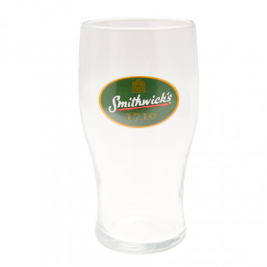 Smithwick's Beer Glass 580.80 ml