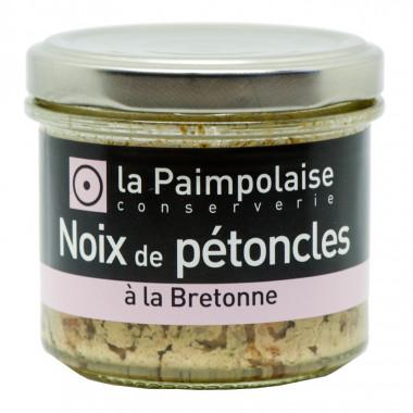 Tartinable Pétoncles Bretonnes 80g