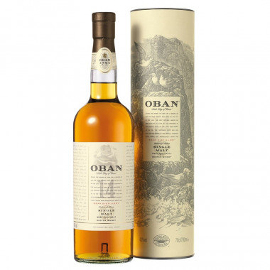 Oban 14 Years Old 70cl 43°