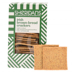Crackers Irish Brown Bread 140g