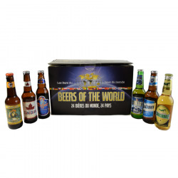 Box 24 Beers of the World - 24 Countries