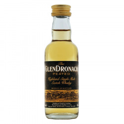 Glendronach peated 12 ans 5cl 43°