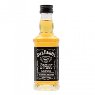 Mignonnette Jack Daniel's 5cl 40°