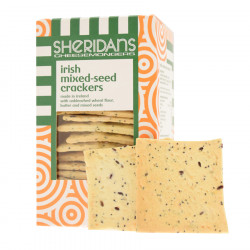 Irish Mixed Seeds Crackers 120g