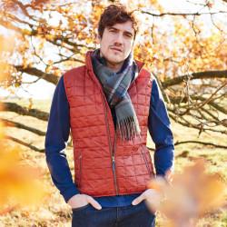 Tom Joule Dark Orange Sleeveless Vest