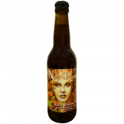 Nuit Rousse Organic Beer 33cl 5°