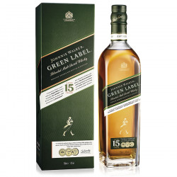 Johnnie Walker Green Label 15 years 43°