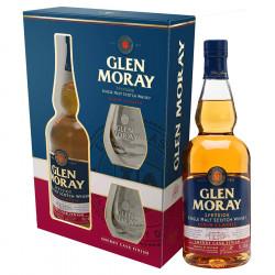 Glen Moray Sherry Cask Box + 2 Glasses 70cl 40°