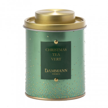 Dammann Christmas Green Tea 100g