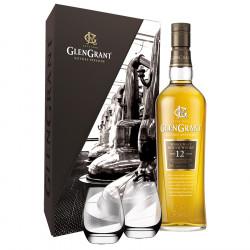 Coffret Whisky Glen Grant 12 ans