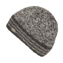 Bonnet gris chine pk1619