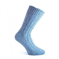 Donegal Socks Sky Blue Short Socks