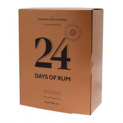 24 Jours de Rhums 48cl 40°