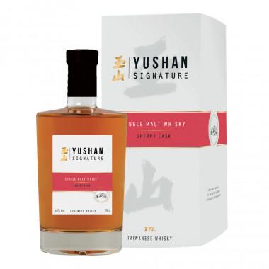 Yushan Signature Sherry Cask 70cl 46°