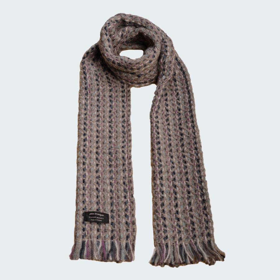 d875b1ceb4d Echarpe Beige Branigan Weavers