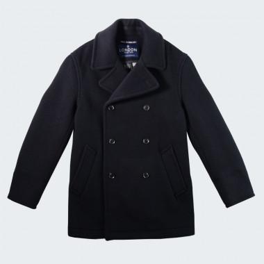 London Tradition Navy Scott Coat