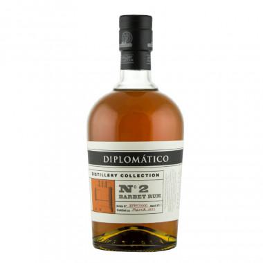 Diplomatico Barbet Column Rum 70cl 47°