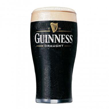 Pint Glass Guinness Wording