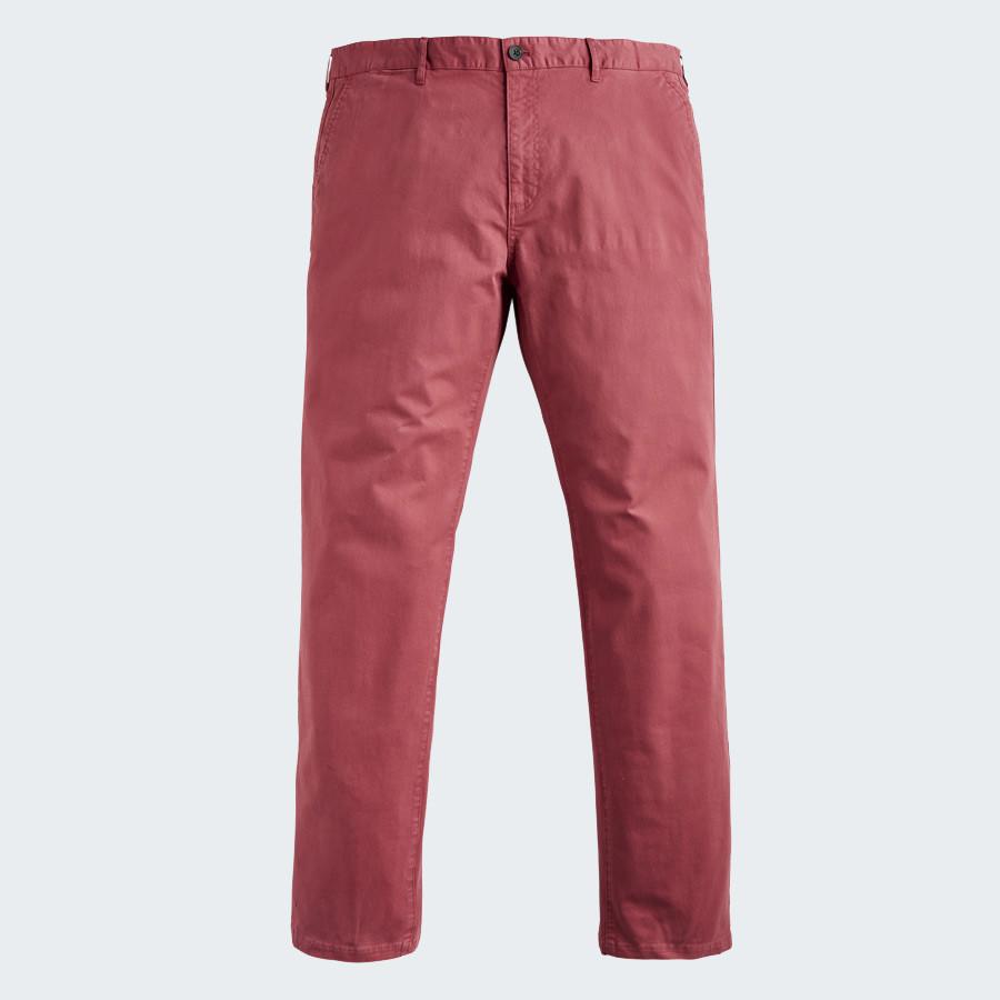 Délavé Rouge Pantalon Joule Chino Tom uFK3Tl1Jc