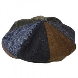 Casquette Donegal 8 Pans Hanna Hats