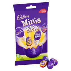 Mix Mini Eggs Cadbury 276g
