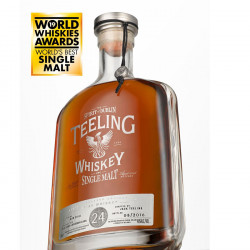 Teeling 24 Years Single Malt 70 cl 46°