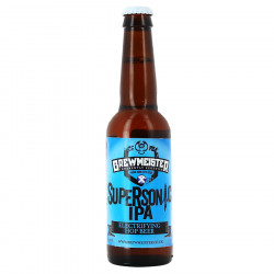 Brewmeister Supersonic IPA 33cl 5°