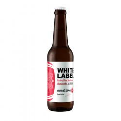 Emelisse White Label Barley Wine Vieillie en fûts de Margaux 33cl 12.5°
