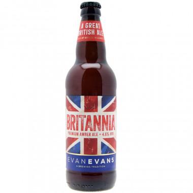 Britannia Evan Evans 50cl 4.6°