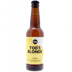 Tod's Blonde Little Valley Brewery 33cl 5°