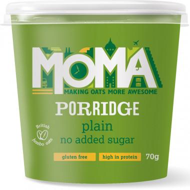 Pot Porridge Sans Sucres Ajoutés Moma 70g