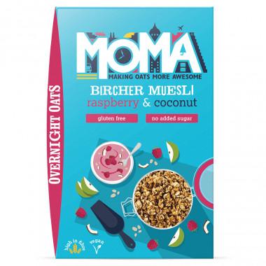 Muesli Framboises & Coco Moma 400g