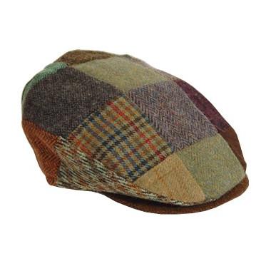 Hanna Hats Patchwork Cap