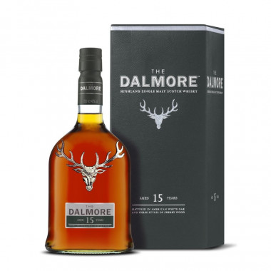 Dalmore 15 ans 70cl 40°