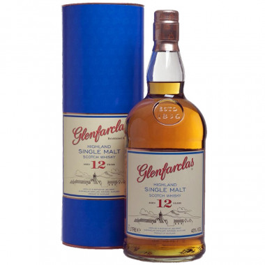 Glenfarclas 12 Years Old 70cl 43°