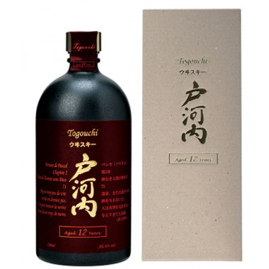 Togouchi 12 Years Old 70cl 40°
