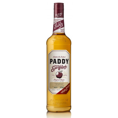 Paddy Aromatisé à la Pomme 70cl 40°