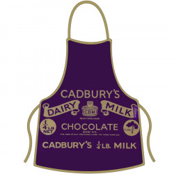 Tablier Cadbury's Dairy Milk