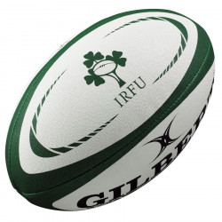 Gilbert International Irish Rugby Team Ball