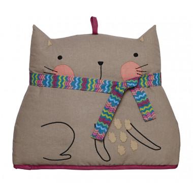 Cache-Théière Cozy Cats 29 x 35 cm