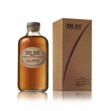 Nikka Pure Malt Black 50cl 43°