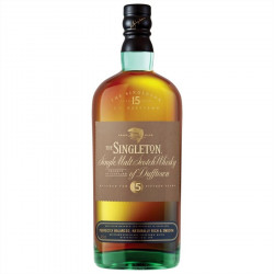 Singleton Of Dufftown 15 Years Old 70cl 40°