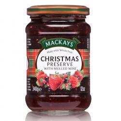 Mackays Christmas Preserve 340g